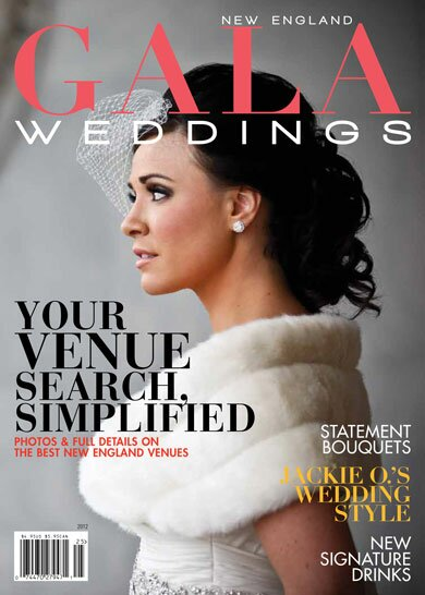 GALA Weddings Magazine Cover