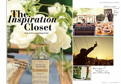 GALA Weddings Magazine Inspiration Closet
