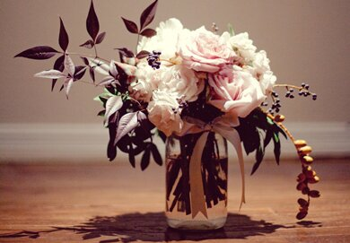 The Nouveau Romantics Wedding Flowers