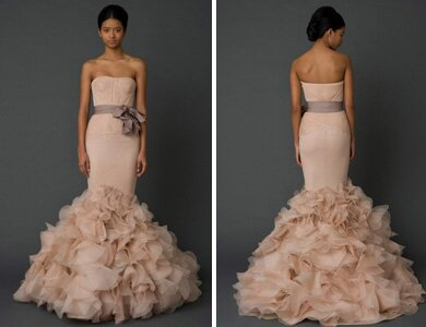 Holly wedding gown by Vera Wang